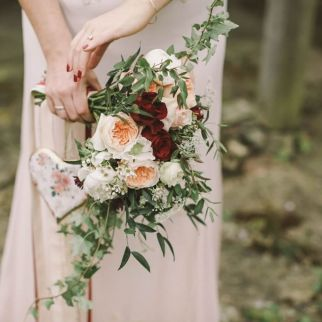 Hannah's Bouquet. Photo Jess Petrie Photography