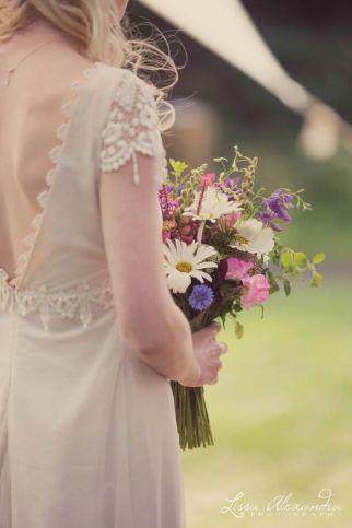 Victoria's Bouquet. Photo Lissa Alexandra Photography