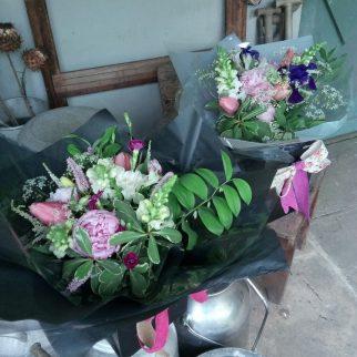 Summer Bouquet Workshop 2017