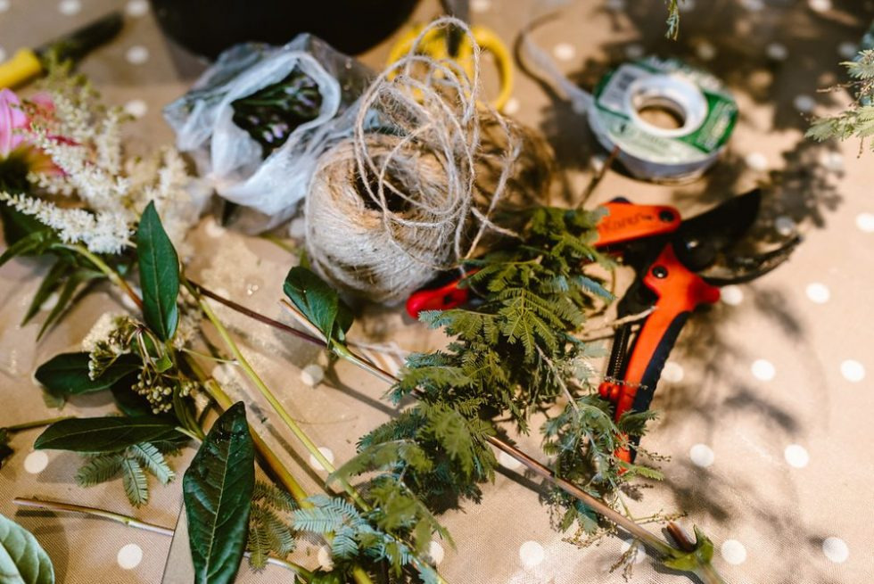 Workshop Skipton Bradley Floristry