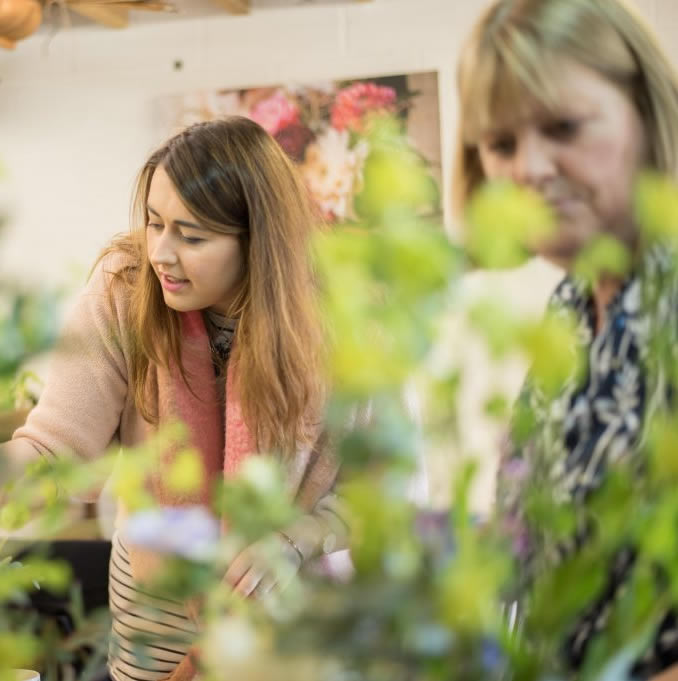 Flower Workshops Skipton