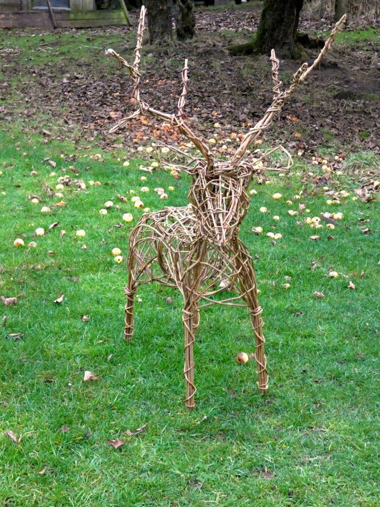 Willow Reindeer Workshop Skipton
