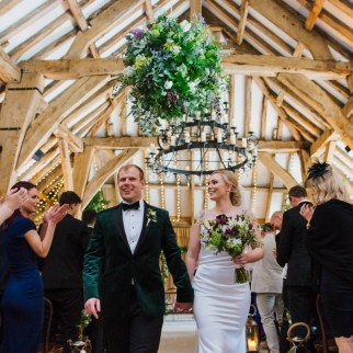 Photo by Lily North Photograhy. Jo and Nathan's Wedding at The Tithe Barn, Bolton Abbey