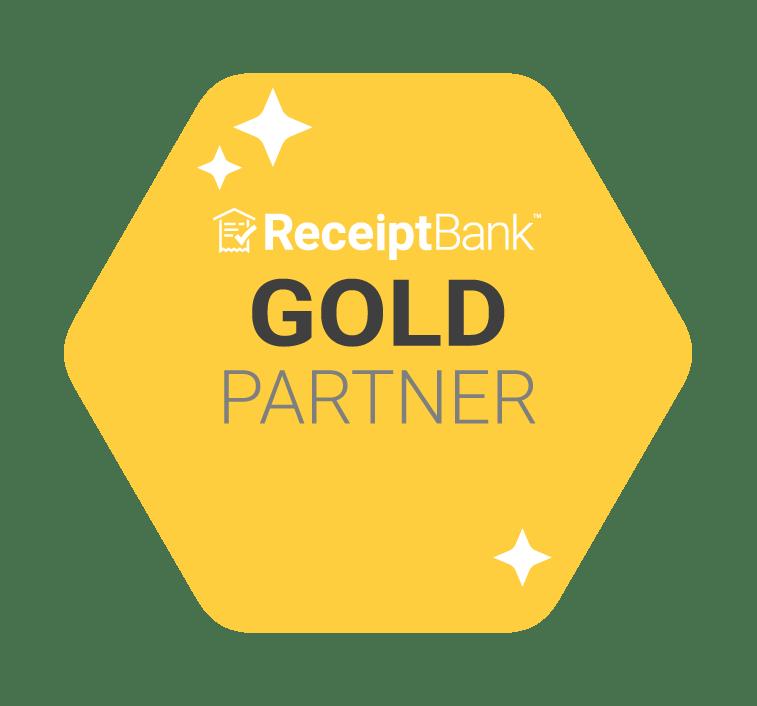 ReceiptBank Gold Partner