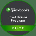 Intuit QuickBooks Elite ProAdvisor
