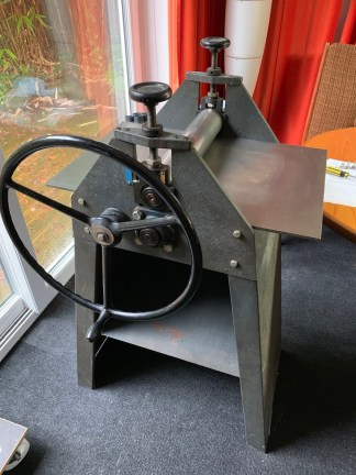 Little John Etching Press