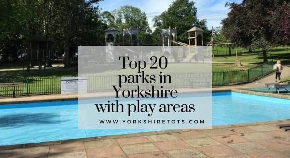 20 of the best Yorkshire parks for free family fun