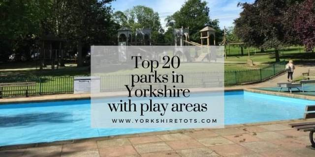 top 20 parks in yorkshire