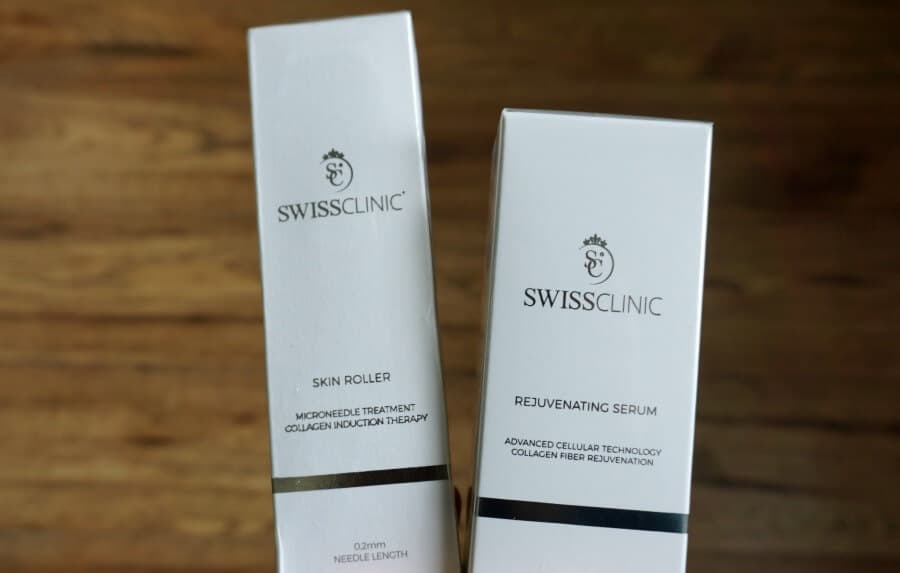 swiss skin renewal test