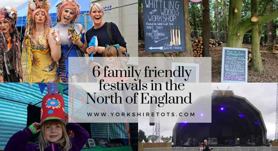 family friendly music festivals in the North of England