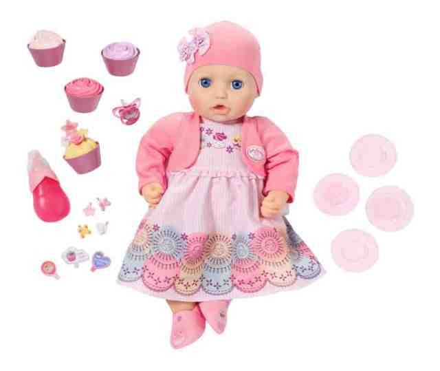 Win A Baby Annabell My Special Day Doll Yorkshire Totsyorkshire Tots