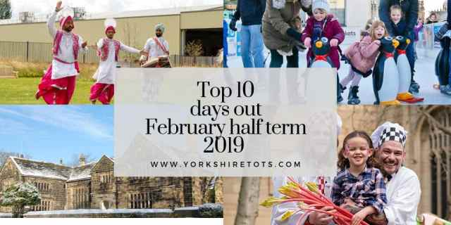 top 10 days out in west yorkshire 2019