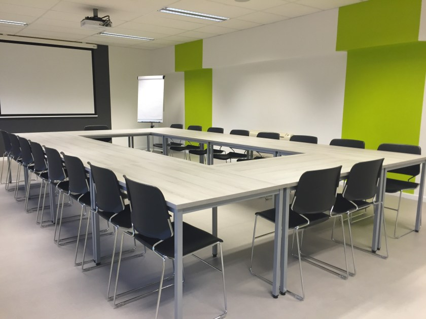 Meeting Modern Conference Room