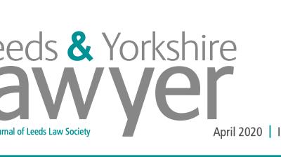 Leeds & Yorkshire Lawyer June 2020 Edition