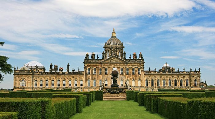 A Day Out at Castle Howard with Children