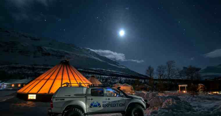 ARCTIC 4X4 WINTER EXPEDITION LAUNCHED