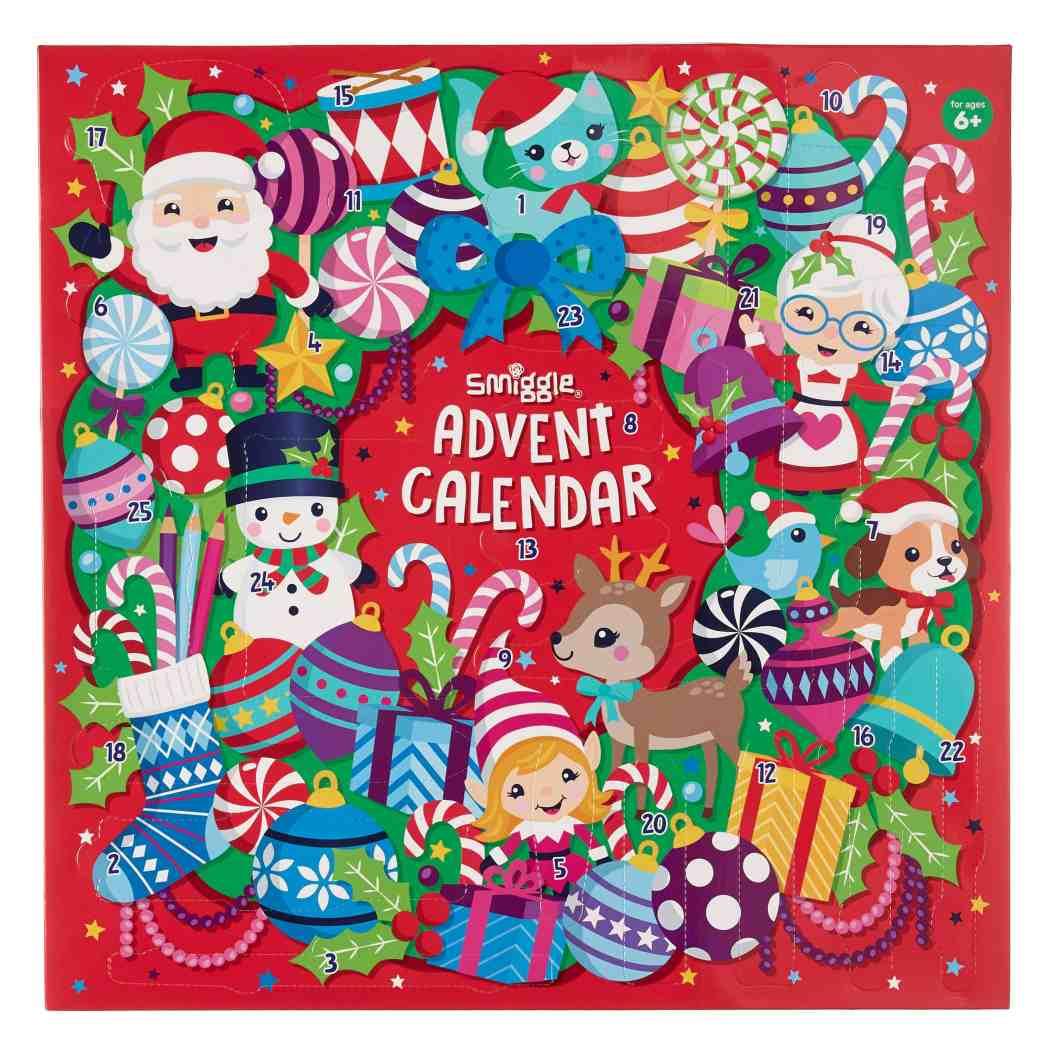 Smiggle 2018 Advent Calendar