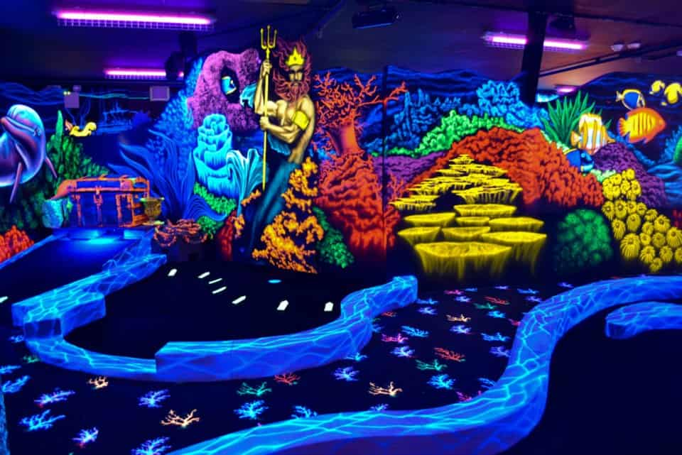 Laser Maze, 4D Golf and Soft Play – a day out at Xscape Castleford