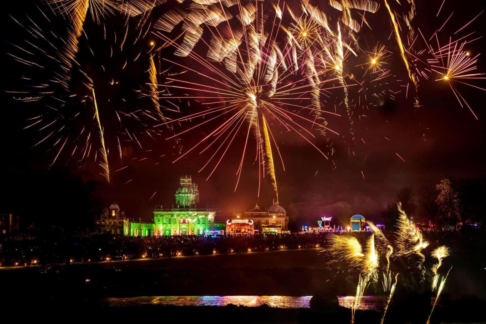 Fireworks Display and Bonfire Night York 2017