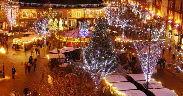 Christmas Events in the Lake District/Cumbria with Kids