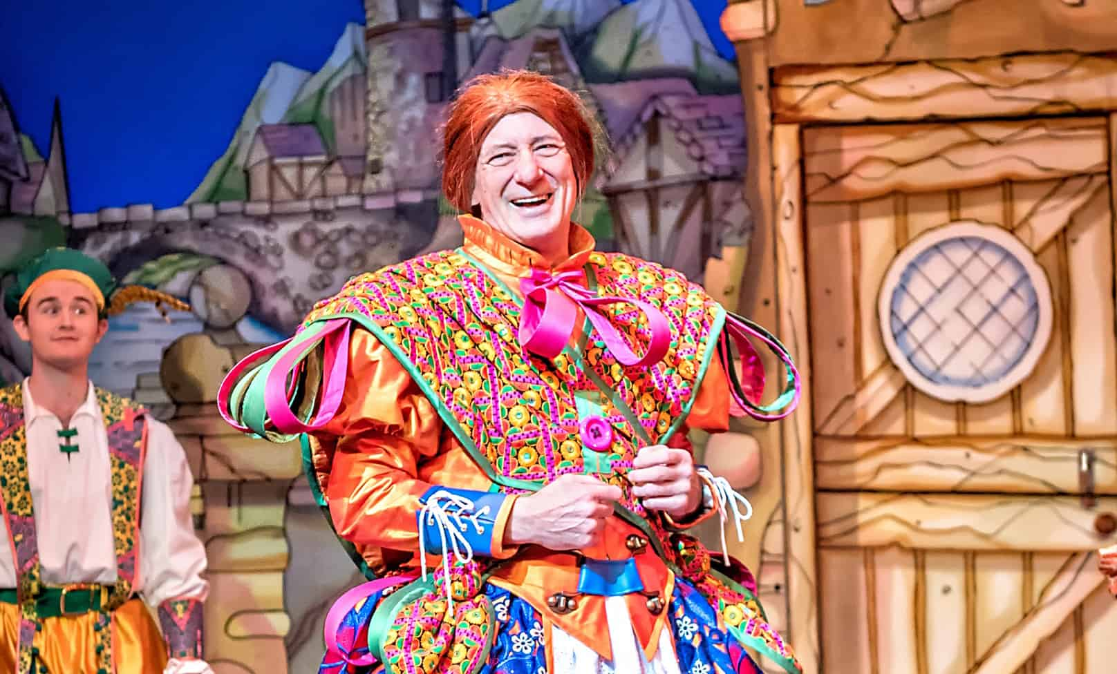 York Theatre Royal Panto 2018/19- The Grand Old Dame of York