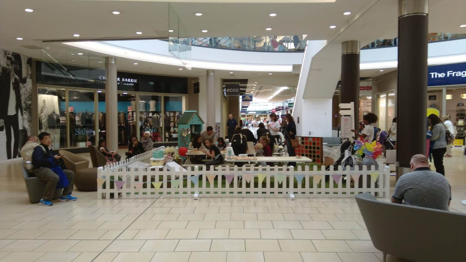 Activities for Kids at the York Designer Outlet