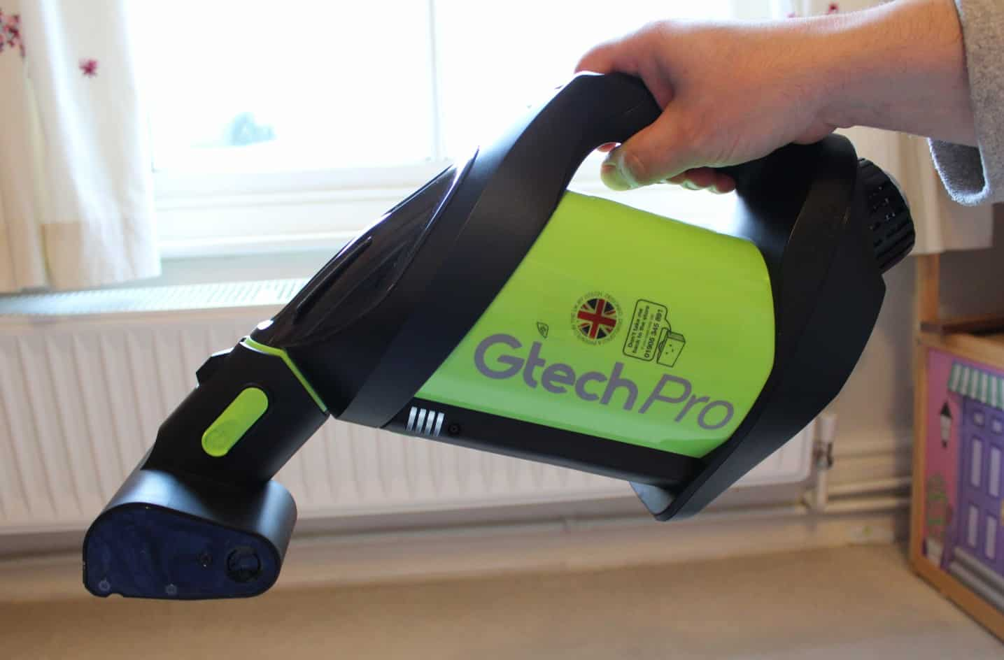 Gtech Pro Reviews – Cordless Bagged Vacuum Cleaner
