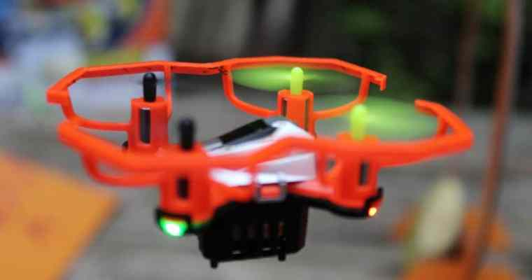 Hot Wheels Drone and Vehicle Set – Review