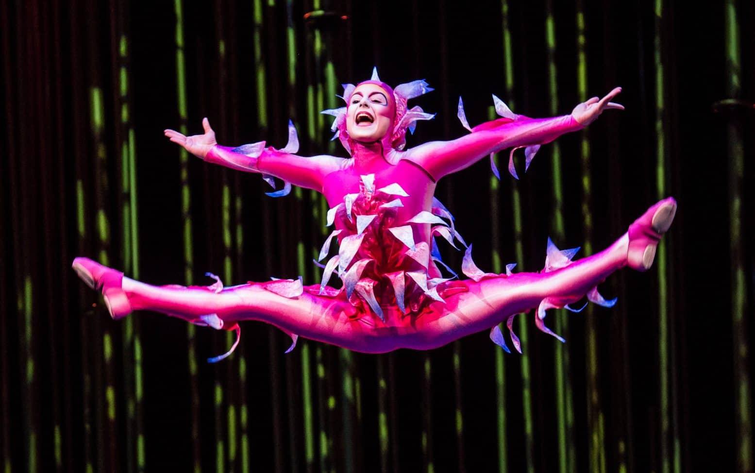 Varekai – Cirque du Soleil at Leeds First Direct Arena – Review