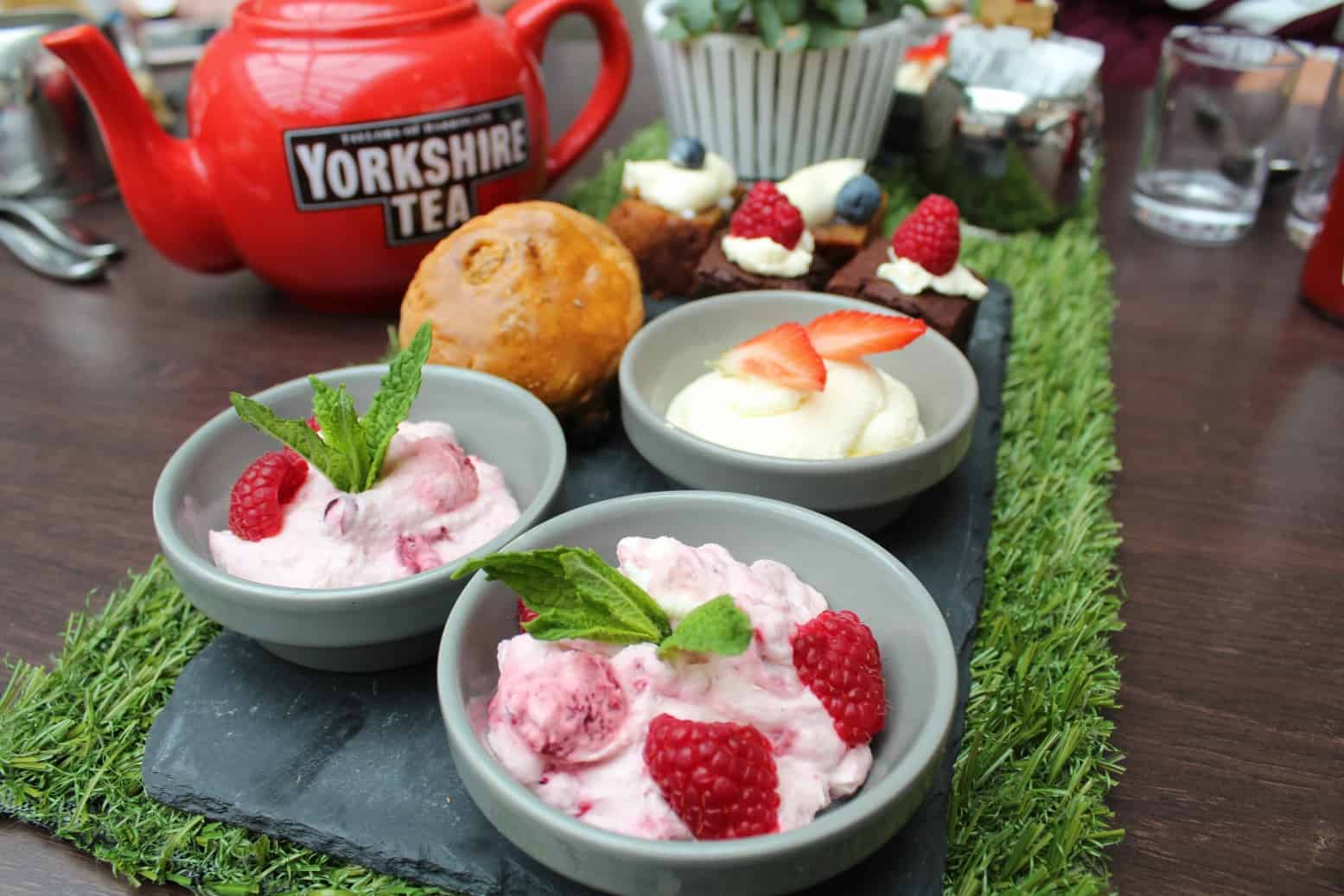 A Yorkshire Picnic at the Doubletree by Hilton, York