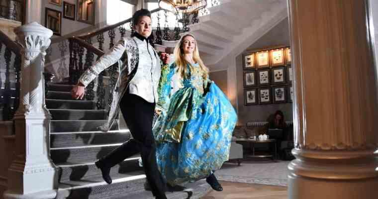 Grand Opera House York Panto 2018 will be Cinderella!