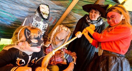 Halloween Events Yorkshire 2017