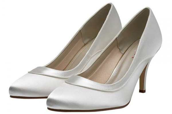 Wide Fit Bridal Shoes UK – Lots of Styles and Heel Heights