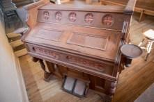 Hammond Organ Closed