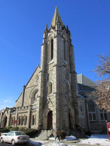 Presbyterian Church, Poughkeepsie, NY