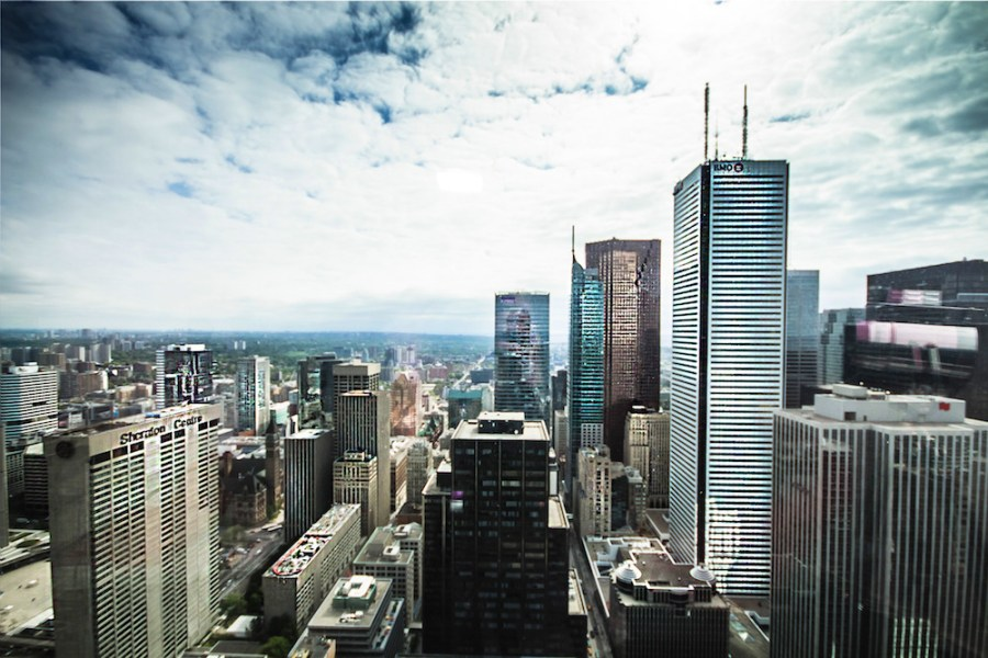 Shangri-La Toronto Condo For Sale - Sales Contact Yossi Kaplan - View from The Top
