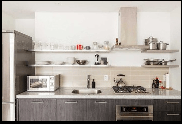 FASHION HOUSE CONDOS FOR SALE - KITCHEN