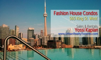 FASHION HOUSE CONDOS - ROOFTOP POOL - YOSSI-KAPLAN