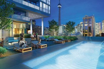 CHARLIE CONDOS FOR SALE - ROOFTOP POOL