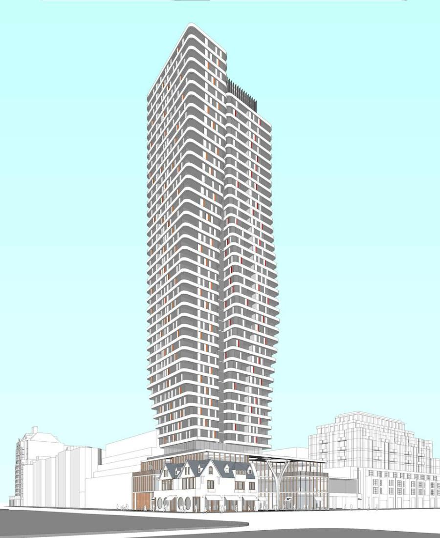 33 AVENUE ROAD - 140 YORKVILLE AVENUE CONDOS - NEW DEVELOPMENT