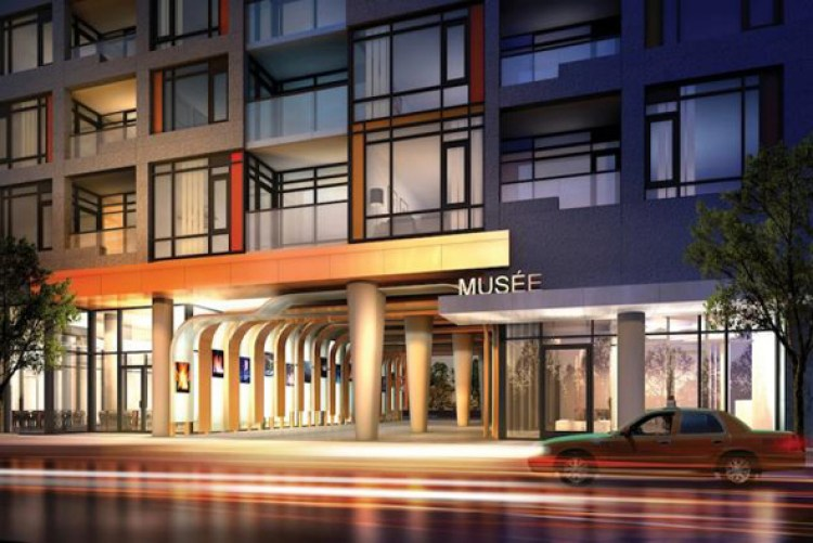 MUSEE PLAZA CONDOS - 525 ADELAIDE ST WEST - CONTACT YOSSI KAPLAN