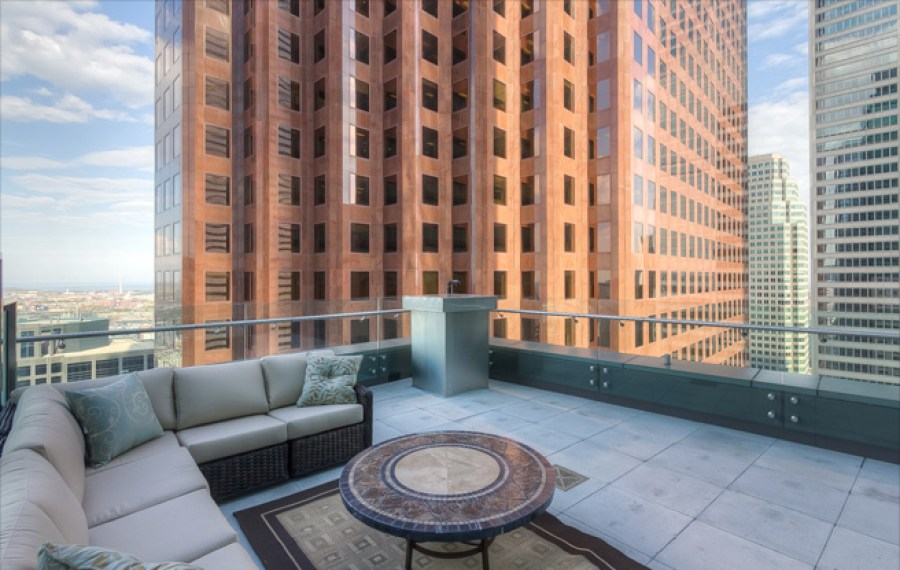 TRUMP TOWER CONDOS FOR SALE - PRIVATE TERRACE