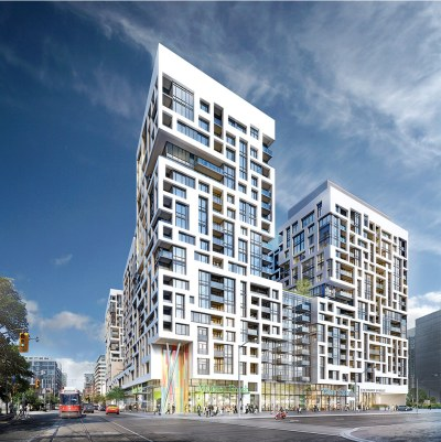 MINTO WESTSIDE CONDOS - KING WEST CONDOS - CONTACT YOSSI KAPLAN