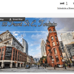 One Bedroom For Sale @ The Berczy – 55 Front St East