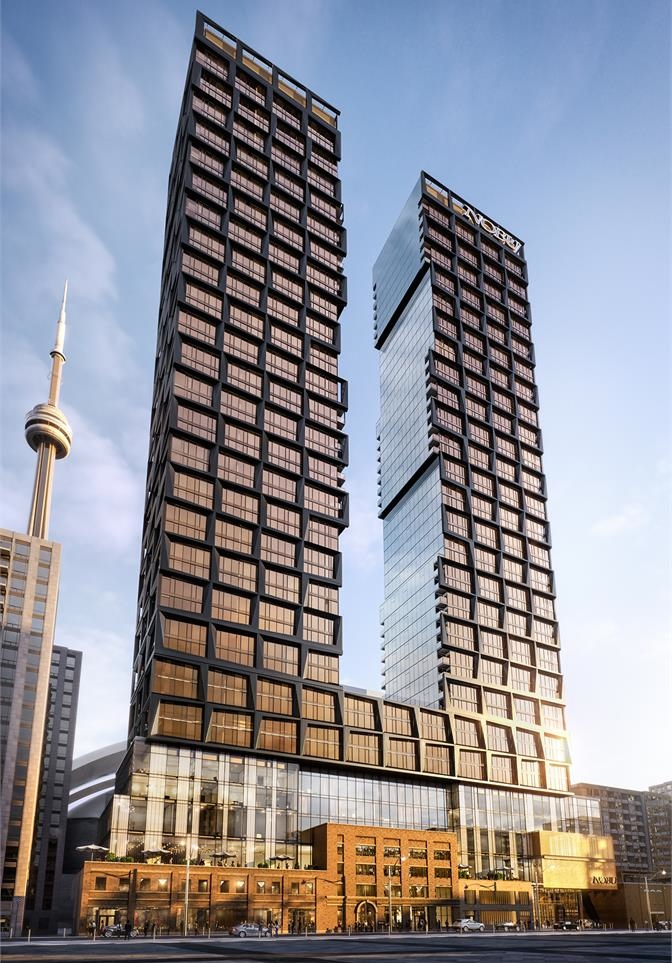 Nobu Residences for Sale Toronto