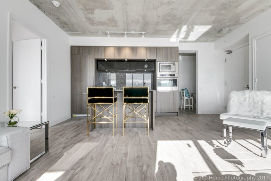 88 Blue Jays Way Condos for Sale - Penthouse Living Room 2 - Contact Yossi Kaplan