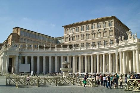 ローマ:バチカン