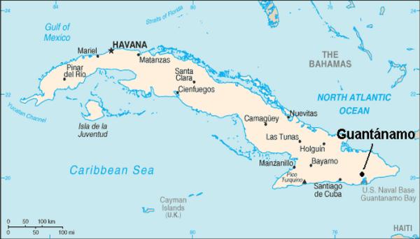 Dónde está Guantánamo - Yo sé dónde está