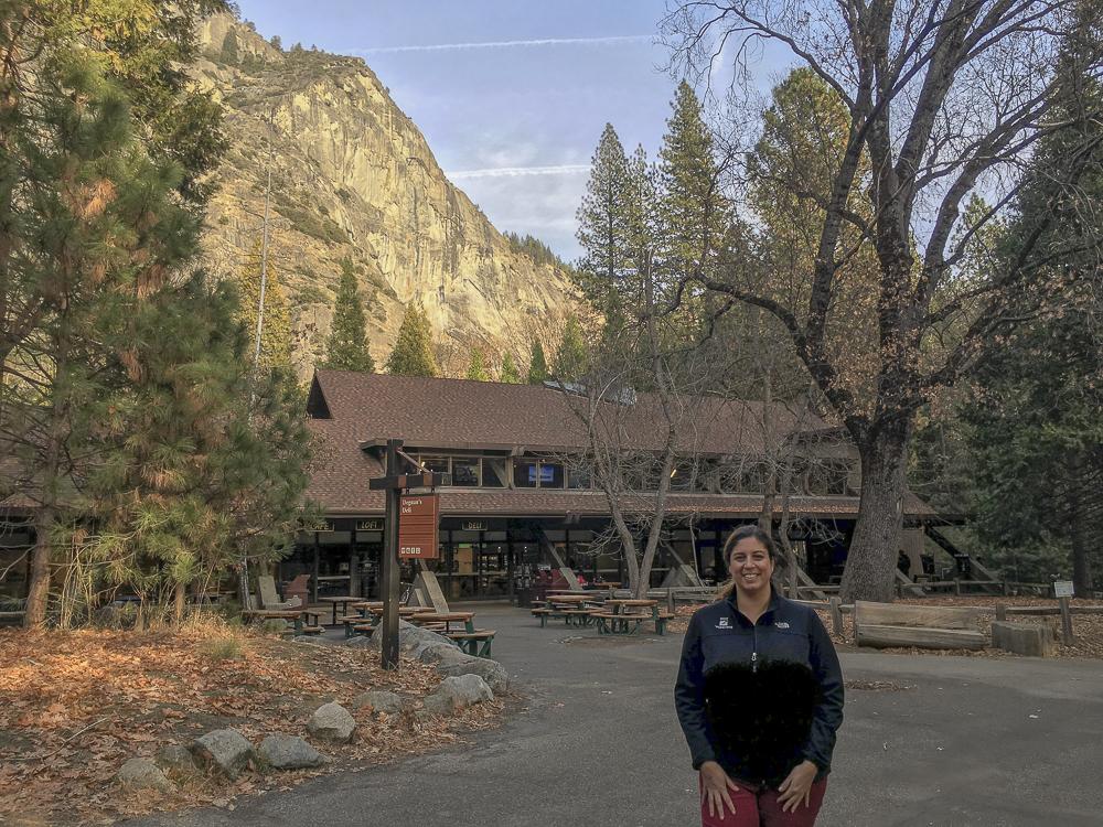 Lisa Cesaro Yosemite Peaches