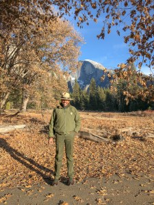 Shelton Johnson Yosemite Peaches